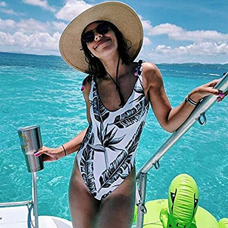 GUOQUNUP Falda De Playa Traje De Baño INT Traje De Baño Mujer ...