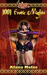 1001 Erotic Nights (Mythic Erotica)