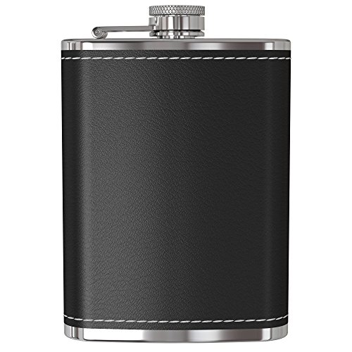 Flask Liquor Funnel Stainless Discrete product image