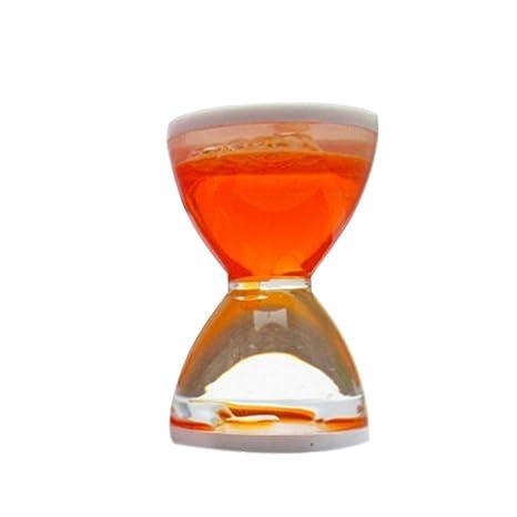 Befaith Oiling Cup Liquid Timer Yoga Slim Reloj de arena ...