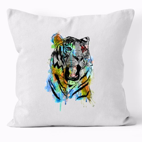 Positivos Cojines Tiger: Amazon.es: Hogar