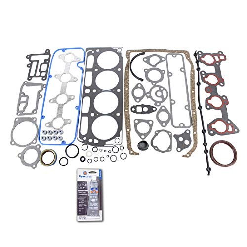 DNJ Full Gasket/Sealing Set FGS3029 For 94-97 Chevrolet, GMC, Isuzu / S10, Sonoma, Hombre 2.2L L4 OHV Naturally Aspirated