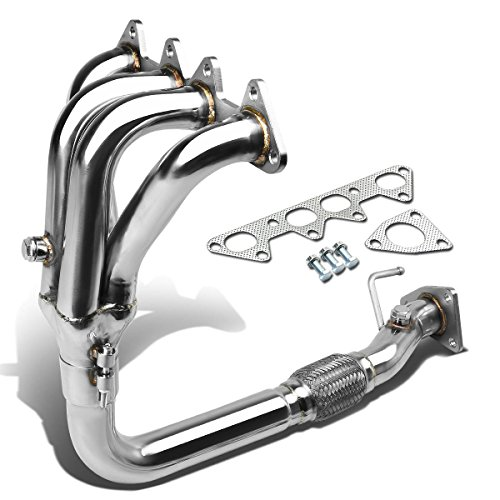 - For Honda Accord 2.3 CG3 CG5 Stainless Steel 4-1 Header/Exhaust Tubular Manifold