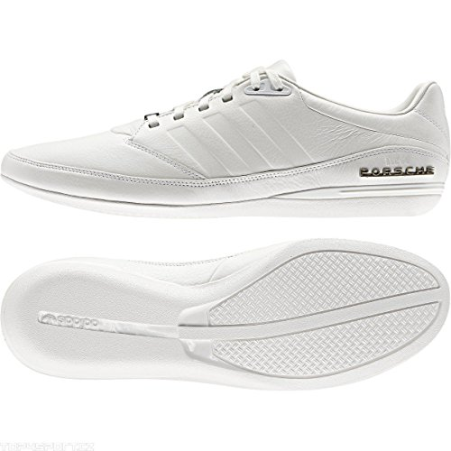 fbd6b2ab8958 adidas Originals Porsche Design Typ 64 2.0 M20587 FTW White Leather Men s  Shoes - Buy Online in KSA. Shoes products in Saudi Arabia.