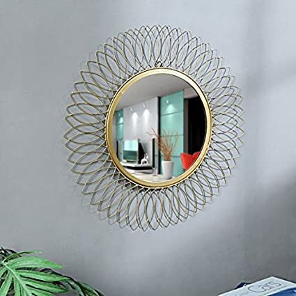 d8bfcc94f62 Buy Flourish Concepts Decorative Wall Mirror Online at Low Prices in India  - Amazon.in