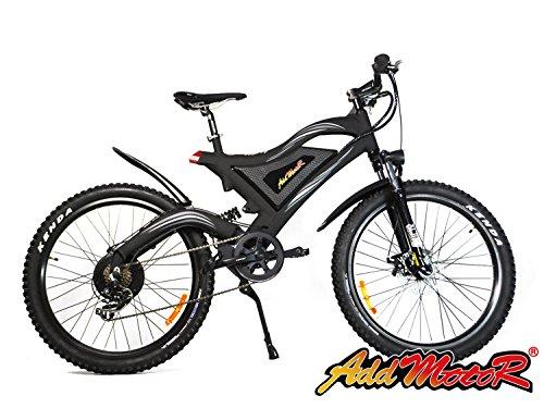addmotor hithot power mountain electric bikes motor 500w 48v 26 inch wheel power alloy frame
