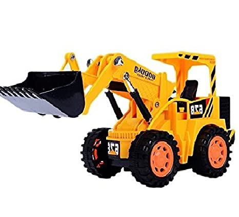 Buy Glive Rechargeable Excavator Construction Jcb Truck Toys With
