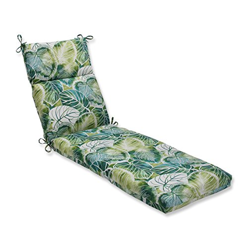 (Pillow Perfect Outdoor/Indoor Key Cove Lagoon Chaise Lounge)