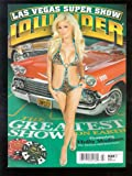 LOWRIDER March 2009 Magazine Issue Featuring Holly Madison From The Girls Next Door (Las Vegas Super Show)