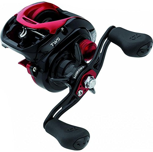 Daiwa Tatula CT Type-R 100HSL 7.3:1 High Speed Left Hand Baitcast - TACT-R100HSL