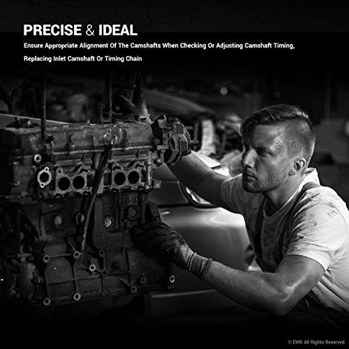 EWK Timing Camshaft Alignment Locking Tool for Vauxhall Opel Chevrolet Fiat Alfa Romeo Saab 16V 1.6 1.8 Engine by EWK (Image #3)