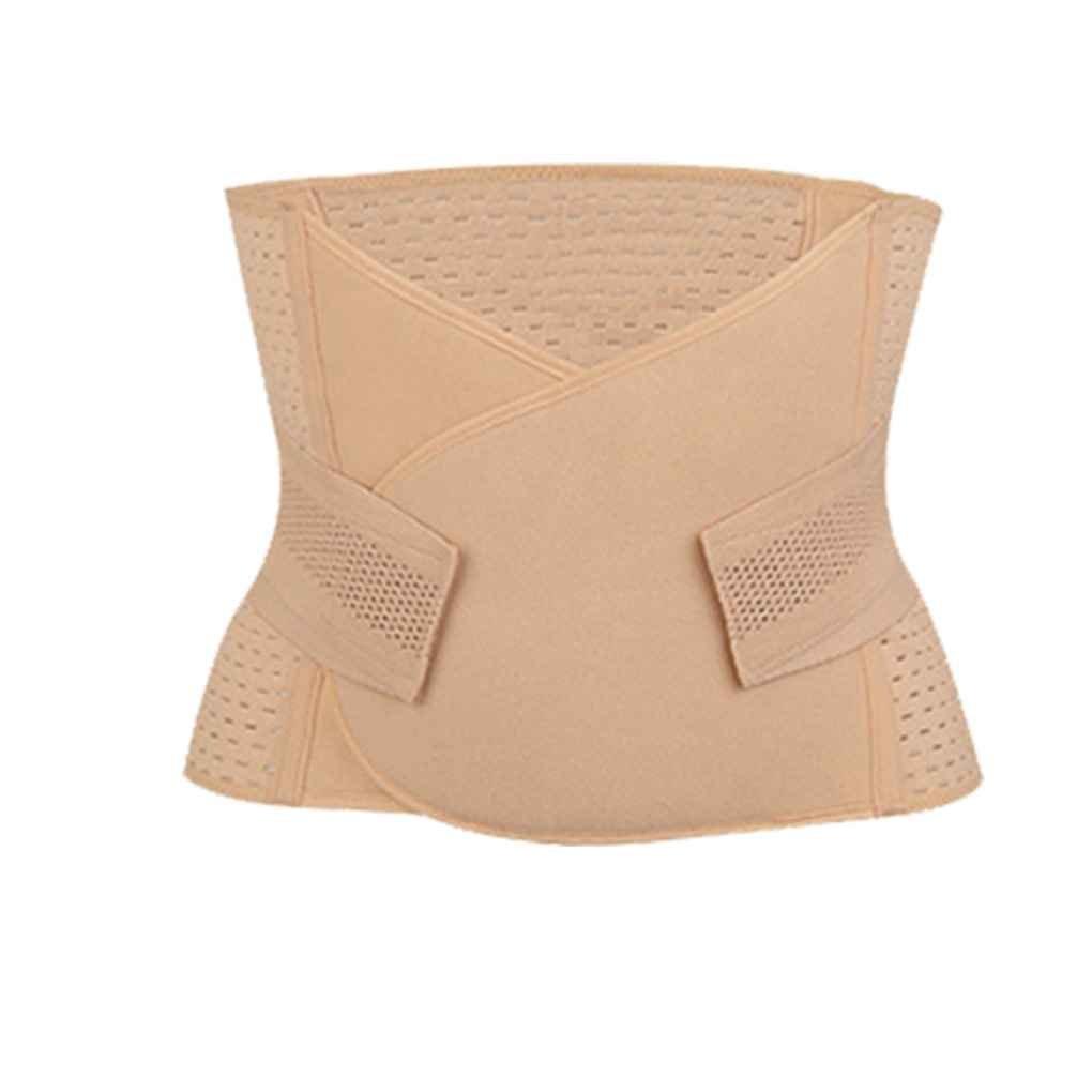 Arichtop Breathable Postpartale Bauchgurt Abnehmen Unterstützung Abdomen Pflege Strap Toning Bauchband Gürtel Bindung