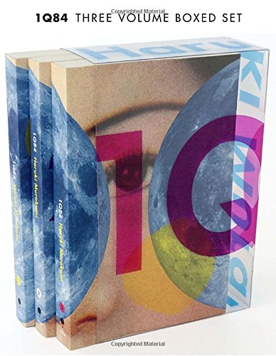 Image of 1Q84: 3 Volume Boxed Set (Vintage International)
