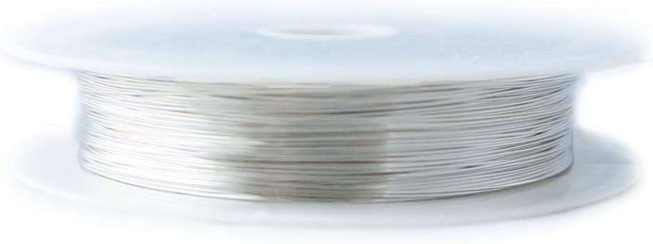 1 Ounce from Craft Wire Dead Soft Bronze Wire 10 Gauge Round 2 Ft