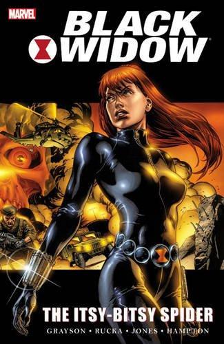 Black Widow: The Itsy-Bitsy (Black Widow Comics)