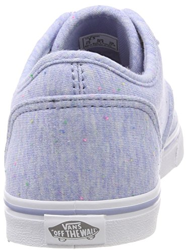 Vans Women's Atwood Low Trainers Blue ((Speckle) Blue R6e) hGKV3