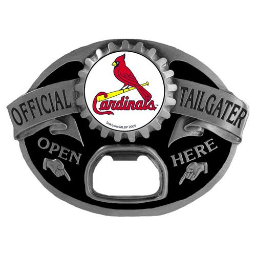 MLB St. Louis Cardinals Tailgater Buckle