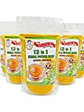 Turmeric 12 in 1 Herbal Powder Drink (150 Grams) by AR3J_Enterprises Review