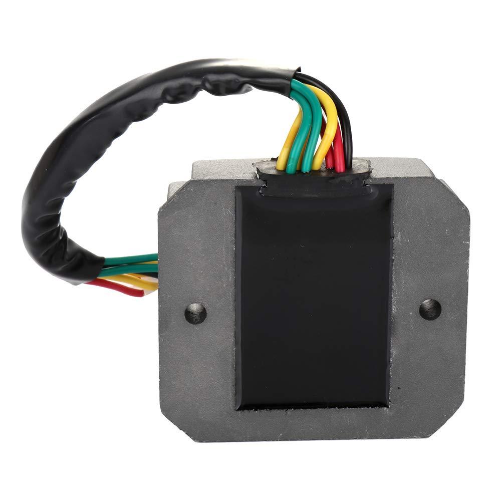 OCPTY Voltage Regulator Rectifier Fits 1975 1976 1977 1989 1979 Honda Goldwing 1000 1980 1981 1982 1983 Honda Goldwing 1100 1984 1985 1986 1987 Honda Goldwing 1200