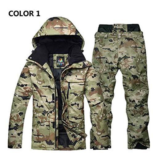 Kunhan Vêtements Combinaison Veste A1 Pour ImperméableCostume De Hommes Thermique Ski Snowboard HommesPlein Air Et 08nwOPk