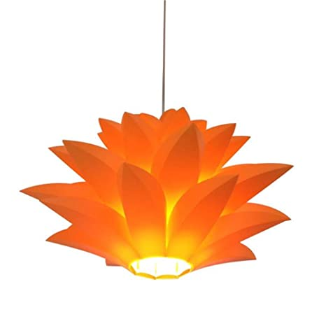 lámpara Colgante LED Lotus Garden Chandelier lámpara A LED ...