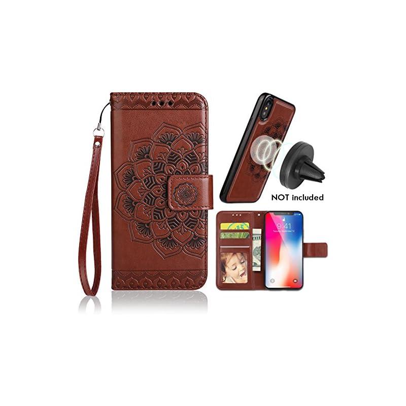 iPhone X/XS Case,iPhone X/XS Wallet Case
