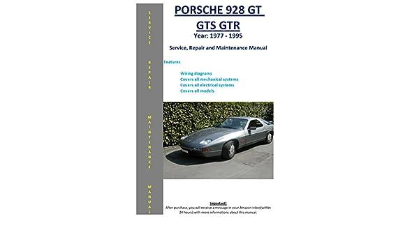 porsche 928 repair manual pdf
