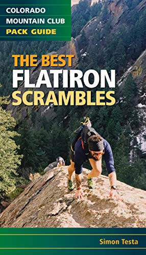 Pdf Outdoors The Best Flatiron Scrambles