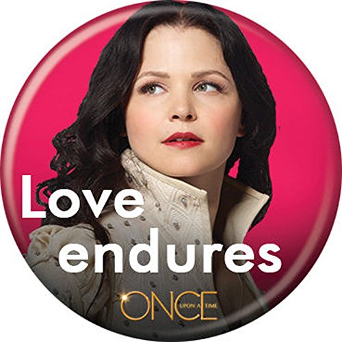 Button Pinback Love (Once Upon a Time - Love Endures - Pinback Button 1.25