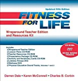 img - for Fitness for Life Wraparound Teacher Edition and Resources Kit-Updated 5th Edition by Darren Dale (2006-11-21) book / textbook / text book
