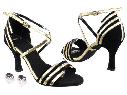 Ladies Women Ballroom Dance Shoes Very Fine EKSA1700 SERA 2.5