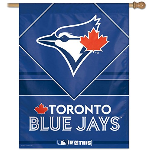Wincraft Toronto Blue Jays House Flag and Banner