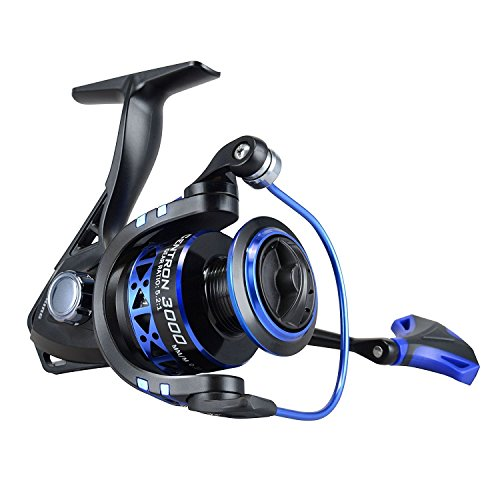 NEW KastKing Centron Spinning Reel Powerful Spinning Fishing Reel 9 +1 BB Light Weight Ultra Smooth(Centron3000)