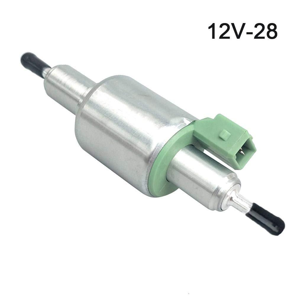 24v 2kw-6kw Para El Calentador Del Estacionamiento Bomba De Combustible Auto Del Coche 12 Bomba Di/ésel Universal Para Calentador De Aire De Coche Para Calentadores para Webasto para Eberspacher
