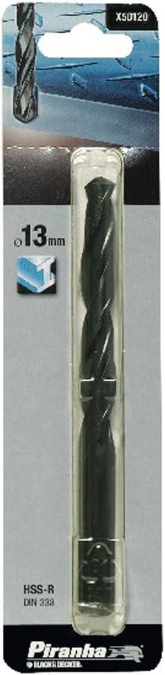 Piranha HSS Drill Bit Pack of 1, X50040/QZ