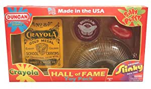 Slinky Hall of Fame Toy Pack
