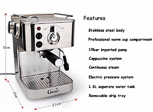 Frothy Coffee Maker Reviews : Fresh Circuit on Amazon.com Marketplace - SellerRatings.com