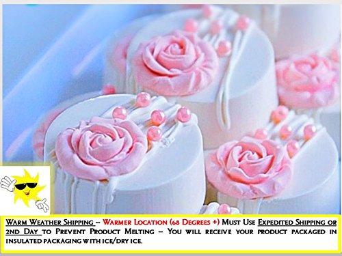 Chocolate Dipped Oreo Cookies (12) Beautiful Rose Flower Pink