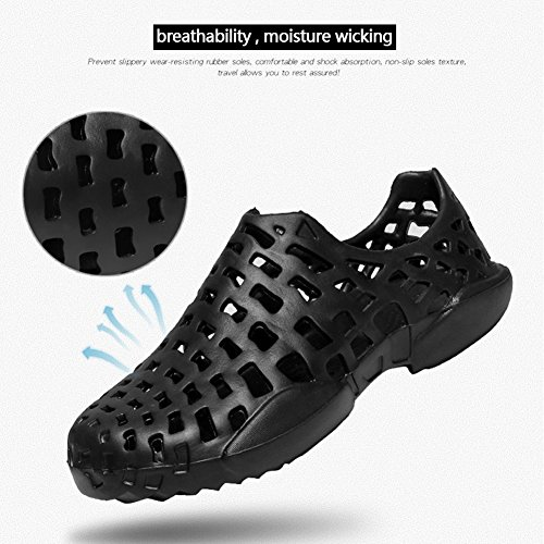 Sandals Shoes Garden and ERGGU Summer Support Water Arch Women Shoes For Mules Gray ETC Womens Sandal Clogs Clogs Footwear PqYZP