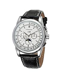 Forsining Men's Automatic Moon Phase Wrist Watch FSG319M3S5