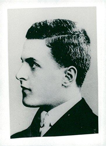 Vintage photo of Ludwig Wittgenstein
