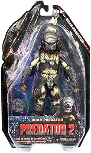 NECA Predators 2010 Movie Series 4 Action Figure Boar Predator