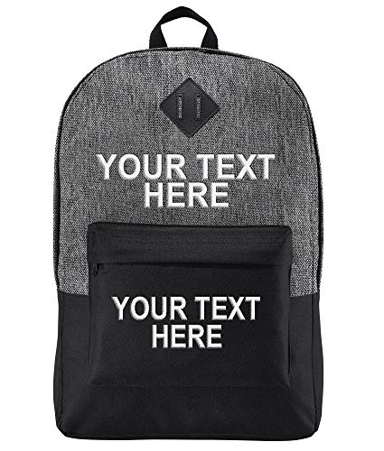 Personalized Custom School Backpack Girls Boys - Add Your Name (15