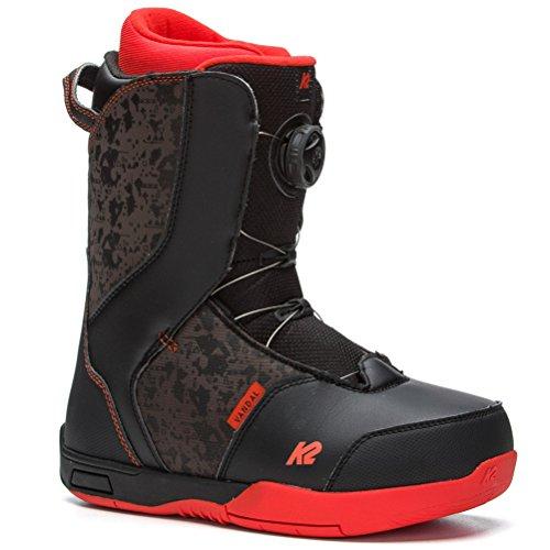 Boots Kid's Sz 7 (K2 Boa Boots)