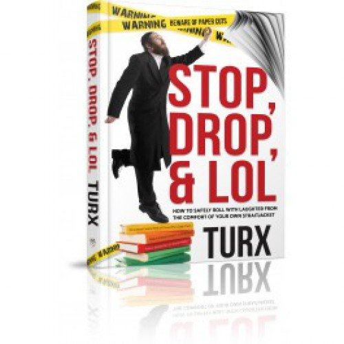 Stop Drop & LOL - How to safely roll from laughter from the comfort of your own straitjacket]()