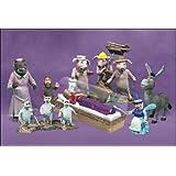 Shrek Mini Figures-Fairy Tale Fugitives by McFarlane Toys