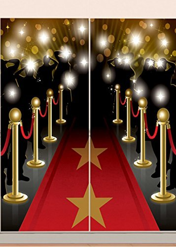 (Struts Fancy Dress Hollywood Scene Setter Wall Decorating)