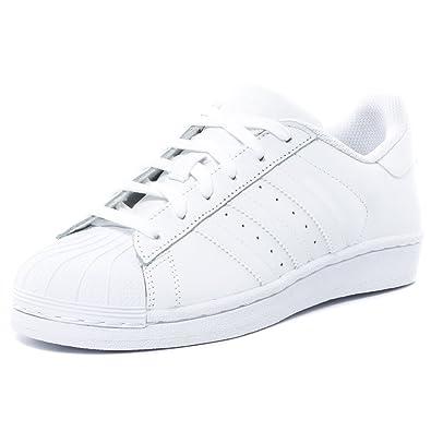 adidas superstar all white womens amazon