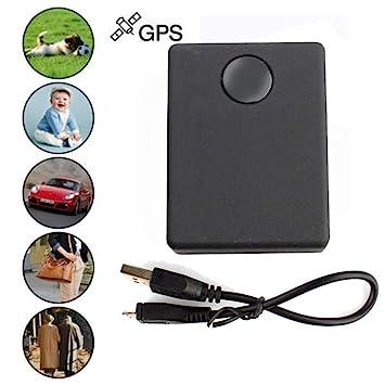Respuesta Automática Marcar Mini Rastreador GPS Spy gsm ...