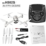 IZI Hubson X4 H502S 5.8 G FPV with 720P 2.1 MP HD Camera Drone GPS Altitude Mode RC Quadcopter LCD Remote Screen